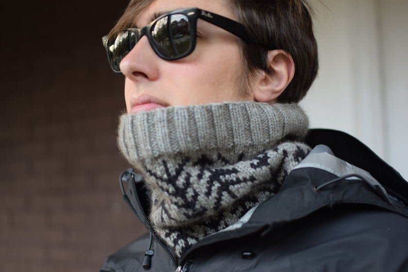 lodgepole cowl on body